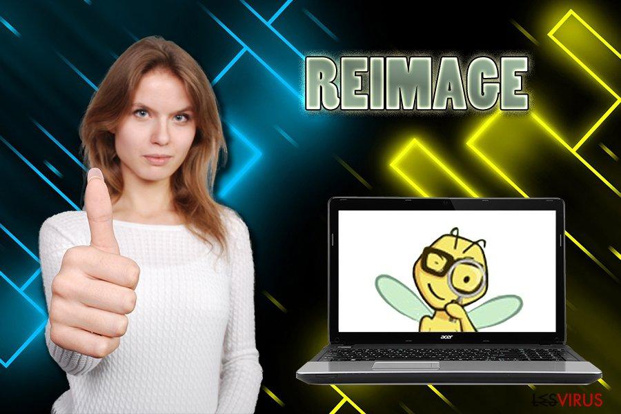 Reimage virus
