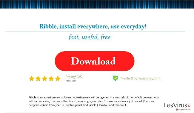 Annonces de Ribble instantané