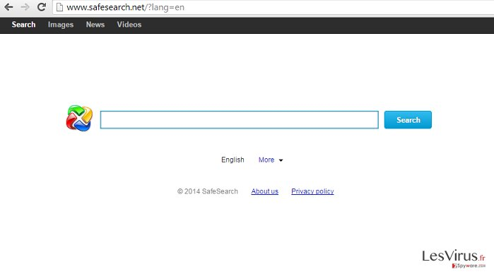 SafeSearch.net redirect instantané