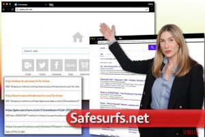 Le virus Safesurfs.net
