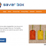 Saver Box ads instantané
