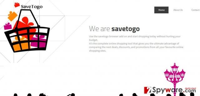 SaveTogo Ads instantané