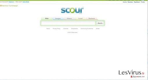 Scour Virus instantané