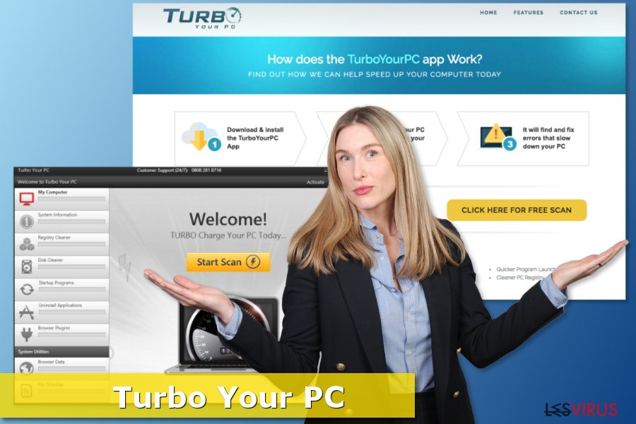 Turbo Your Pc