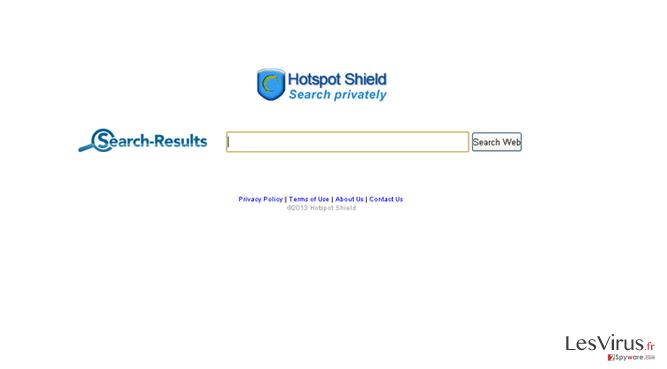 Search.anchorfree.net instantané