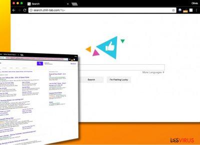 Le virus Search.chill-tab.com