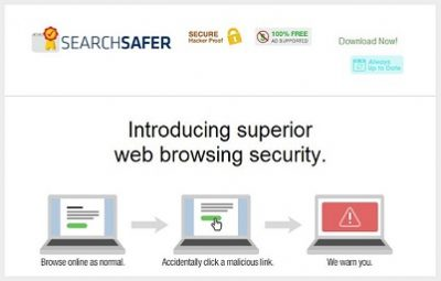 Search Safer virus