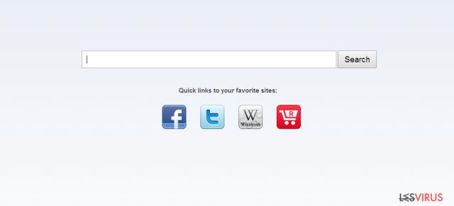 Start.search.us.com instantané
