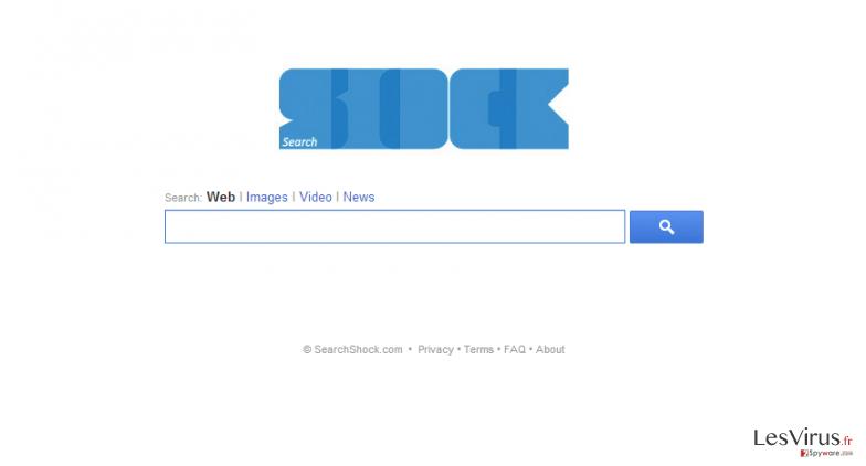 SearchShock virus instantané