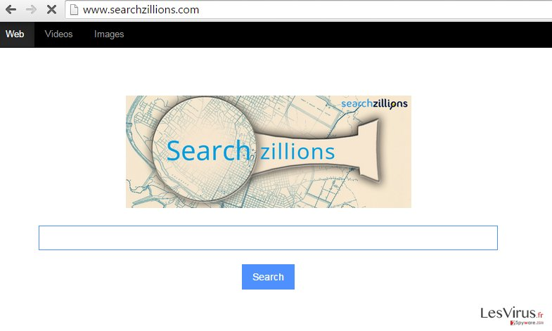 Searchzillions.com redirect instantané