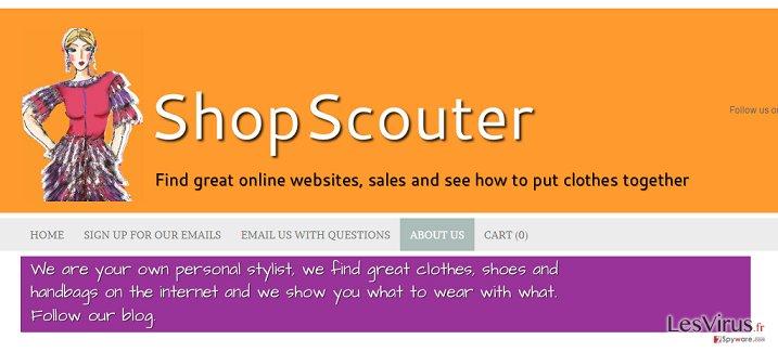 Annonces par ShopScouter instantané