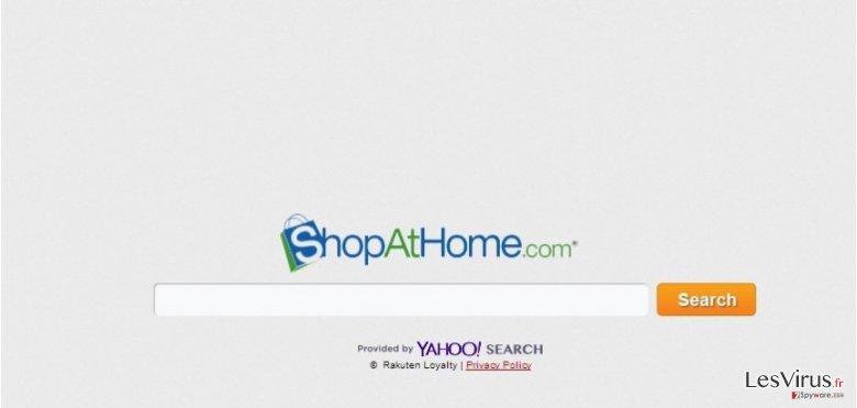 ShopAtHome.com instantané