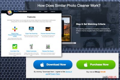 l'utilitaire Similar Photo Cleaner