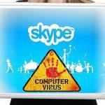 Le virus Skype instantané