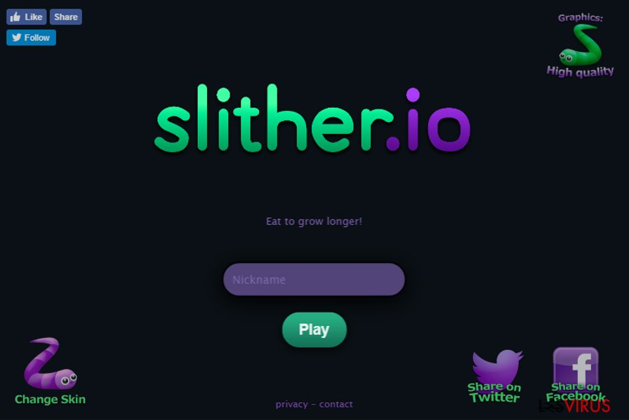 PPI Slither.io