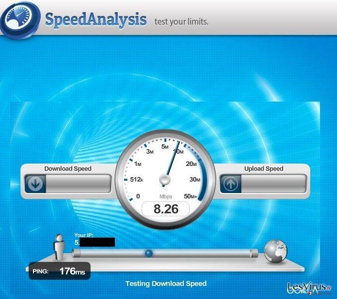 Speed Analysis instantané