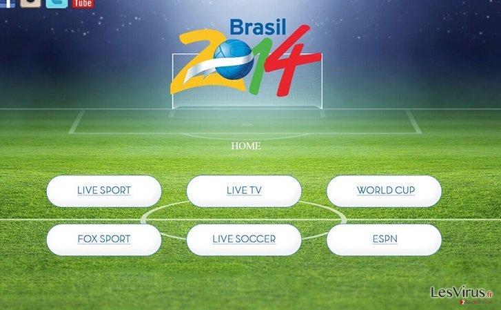 Sporttvstream.info instantané