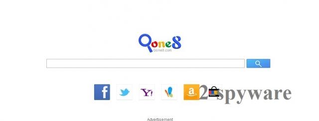 Start.qone8.com instantané