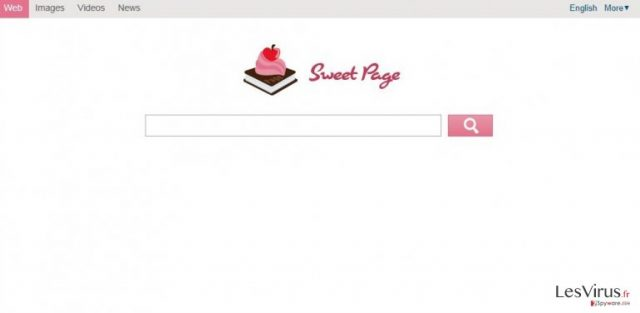 Sweet-page.com instantané