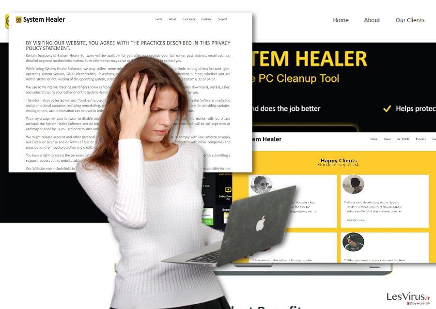 System Healer instantané