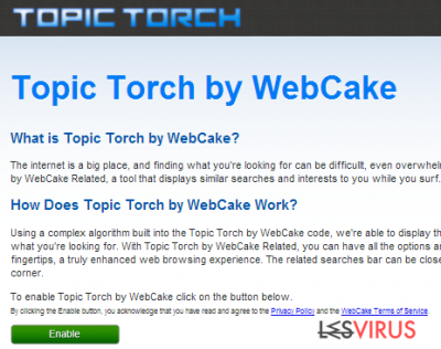 Topic Torch