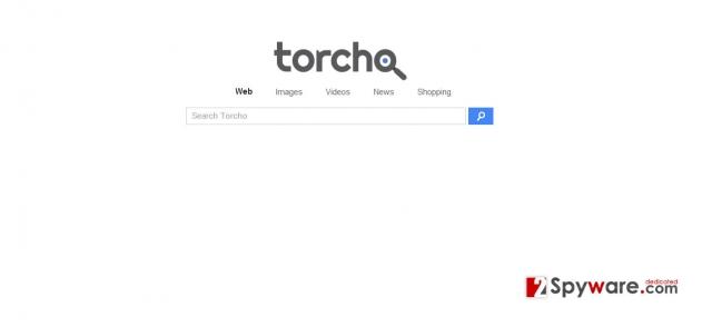 Le virus Torcho Web instantané