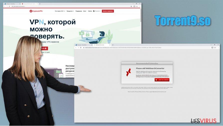 Le virus Torrent9.so