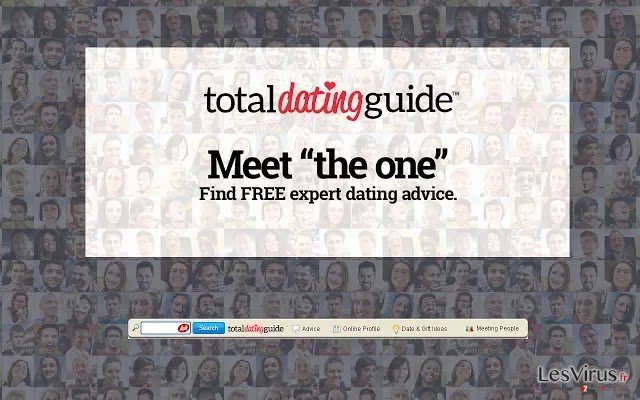 Total Dating Guide Toolbar instantané