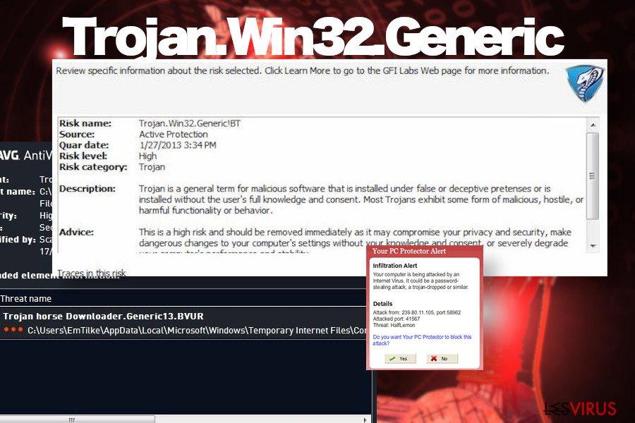 Trojan.Win32.Generic