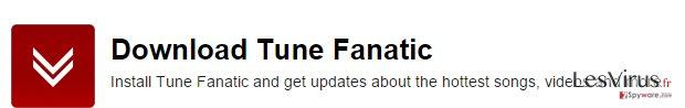 Tune Fanatic annonces instantané