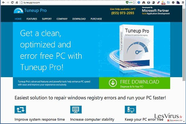 TuneUp Pro instantané
