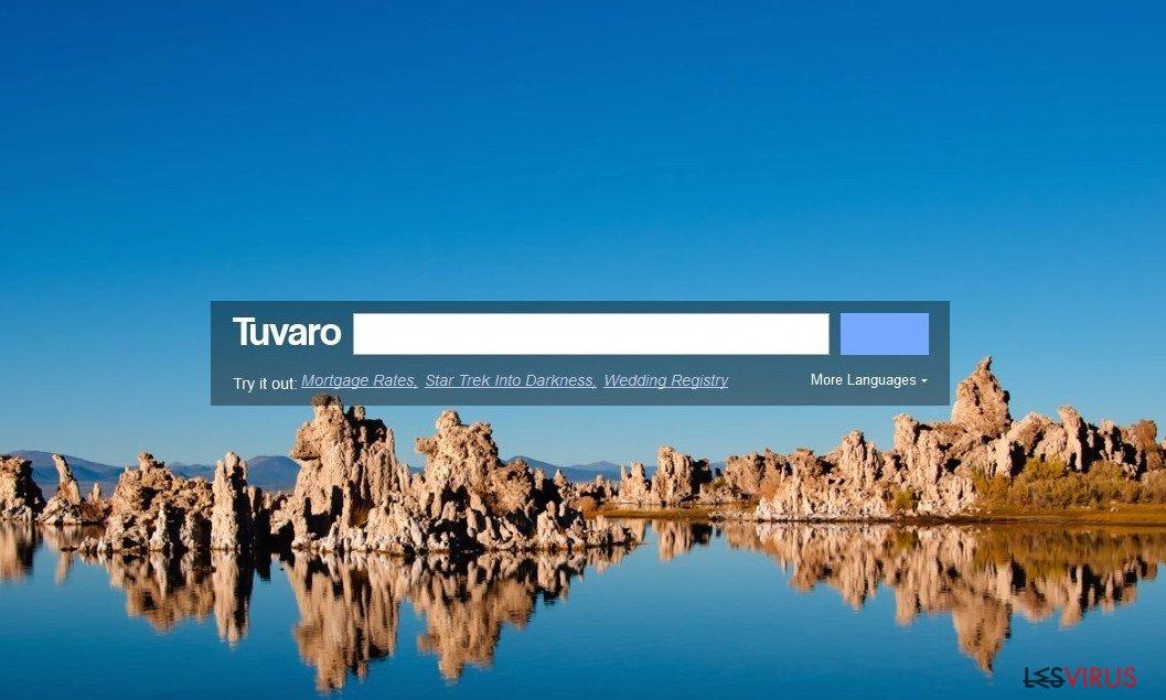 Tuvaro virus instantané
