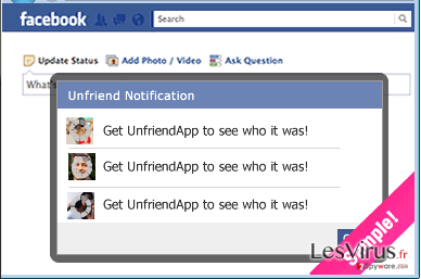 UnfriendTool instantané