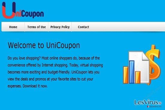 UniCoupon annonces instantané