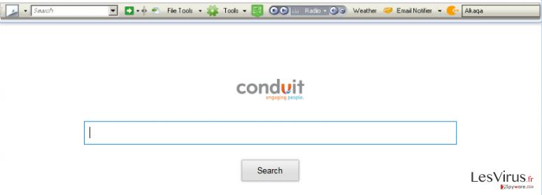 Winload Toolbar instantané