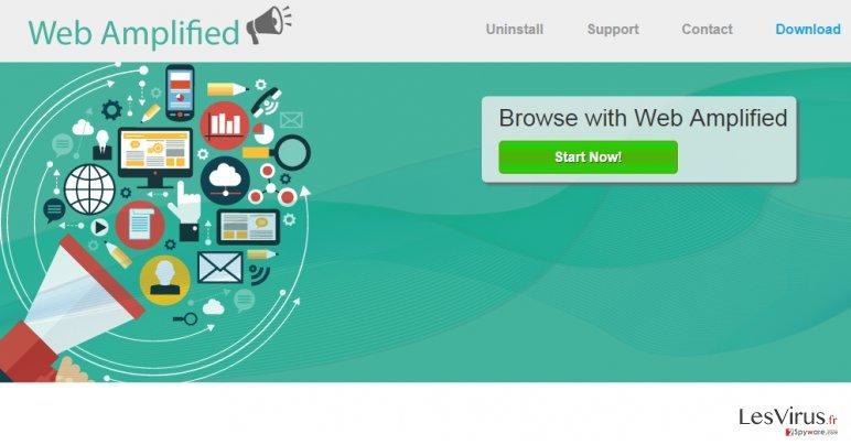 Annonces par Web Amplified instantané