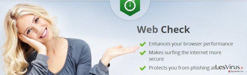 WebCheck instantané