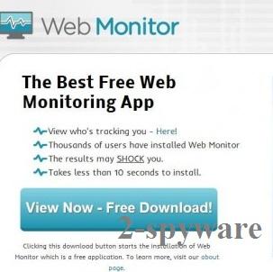 Web Monitor instantané