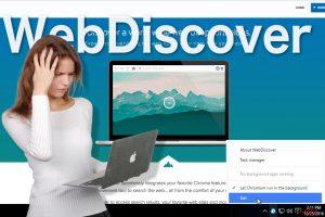 Le Navigateur WebDiscover