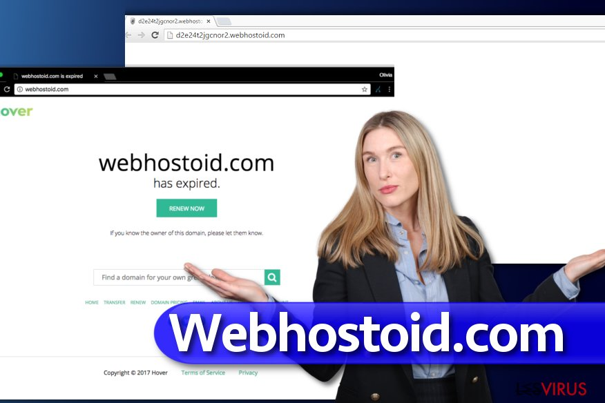 Webhostoid.com virus