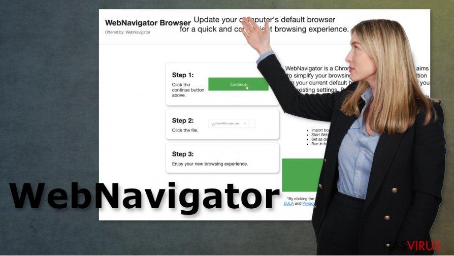 Virus WebNavigatorBrowser