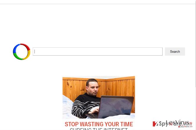 Websearch.youwillfind.info instantané