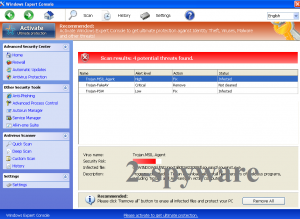 Windows Expert Console