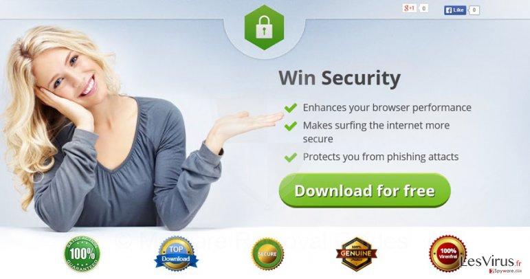 WinSecurity instantané