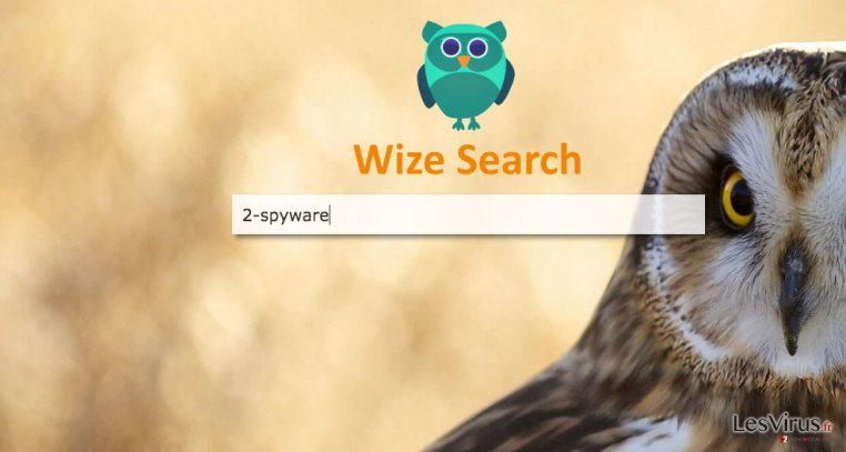 Le virus Wizesearch.com