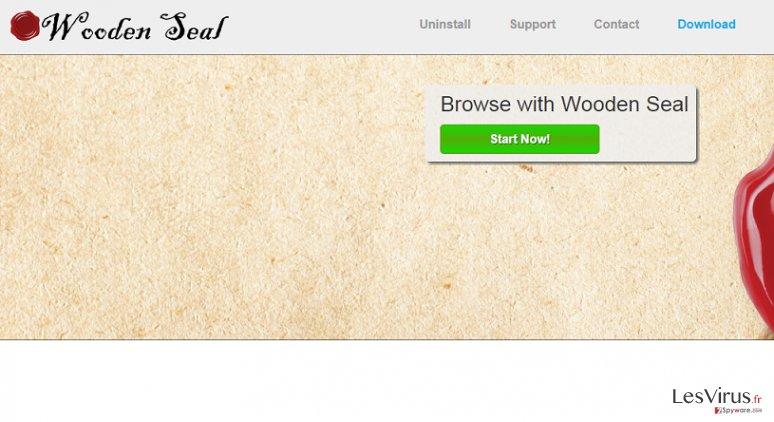 Wooden Seal annonces instantané