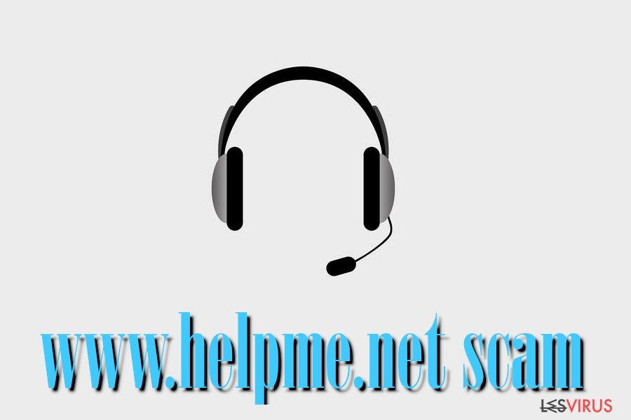 l'arnaque www.helpme.net