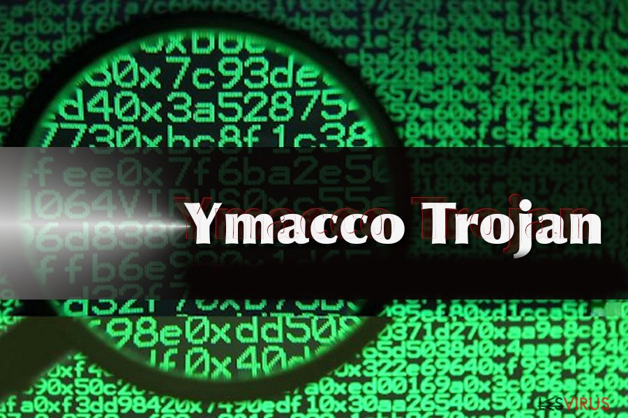 Le virus Ymacco Trojan