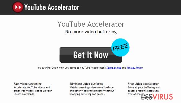 Youtube Accelerator instantané