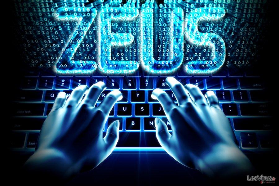 Le virus Zeus
